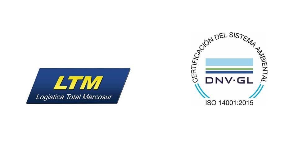 Obtuvimos la certificación ISO 14001 que avala nuestro compromiso con el medio ambiente - LTM